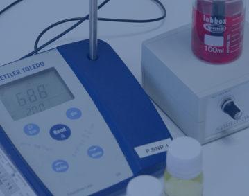 laboratoire savon